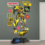 Transformers 4 Bumblebee Wall Decal