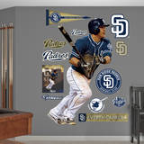 Everth Cabrera Wall Decal