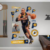 David West Wall Decal