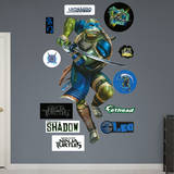 Leonardo - TMNT Movie Wall Decal