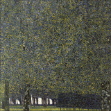Klimt, the Park Reproduction procédé giclée