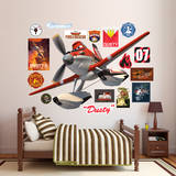 Disney Planes Fire and Rescue Dusty Wall Decal