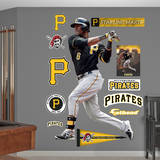 Starling Marte Wall Decal