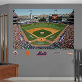 New York Mets Shea Stadium Mural Wall Mural