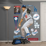 Zack Greinke Wall Decal