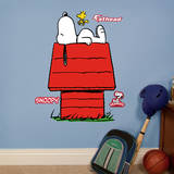 Snoopy - Fathead Jr. Wall Decal