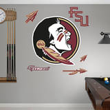 Florida State Seminoles Logo Wall Decal