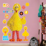 Big Bird Wall Decal