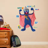 Super Grover - Fathead Jr. Wall Decal