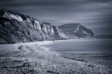 The Jurassic Coast Photographic Print by Tim Kahane