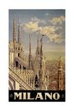 Milano Giclee Print