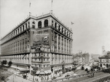 Macy's Department Store, New York, N.Y. Photographic Print