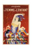 Laafemme Et Lenfant Giclee Print