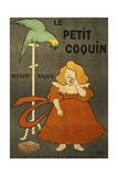 Le Petit Coquin Giclee Print