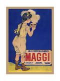 Maggis Sopas Giclee Print