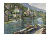 Italian Vista Giclee Print by John Zaccheo