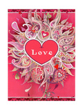 Love Giclee Print by David Galchutt