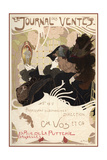 Journal Des Ventes Archival Giclee Print