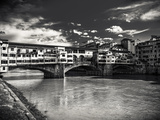 Letters from Florence 1 Photographic Print by Giuseppe Torre