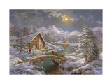 Natures Magical Season Giclee Print by Nicky Boehme