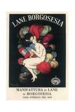 Lane Borgosesia Final Giclee Print