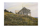 Kent House Giclee Print by Jerry Cable