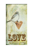 Love Giclee Print by Tammy Kushnir