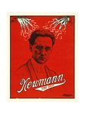 Newmann the Great Giclee Print