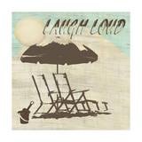 Laugh Loud Giclee Print by Karen Williams