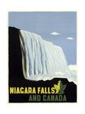 Niagarafallsandcanada Giclee Print