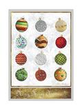 Merry Merry Christmas 2 Impressão giclée por Megan Aroon Duncanson