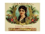 Isabella Cigar (2) Giclee Print