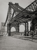 New East River Bridge Photographic Print