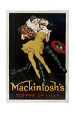 Mackintosh Toffee Giclee Print