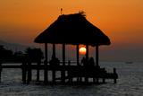 Island Sun Photographic Print by Dan Ballard