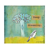 Keep Dreaming Giclee Print by Tammy Kushnir