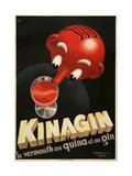 Kinagin Giclée-Druck