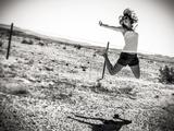Music over the Desert Fotografisk trykk av Giuseppe Torre