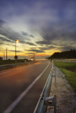 Motorway Photographic Print by Sebastien Lory