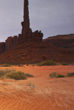 Monument Valley Panorama 1 3 of 3 Photographic Print by Moises Levy