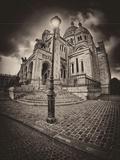 Montemartre Reproduction photographique par Sebastien Lory