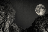 Moon Photographic Print by Giuseppe Torre