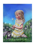 Make a Wish Giclee Print by Tricia Reilly-Matthews