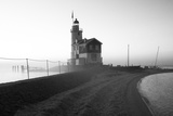 Lighthouse Photographic Print by Maciej Duczynski