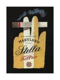 Maryland Stella Cigs Giclee Print