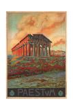 Italy Paestum Giclee Print