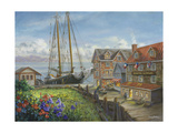 Marine Supplies Giclee Print by Nicky Boehme