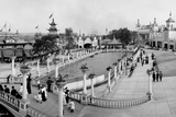 Luna Park, Pittsburgh, PA Photographic Print