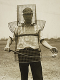 Mouse-trap Armor for Caddies Photographic Print