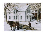 Memories of Home Giclee Print by Kevin Dodds